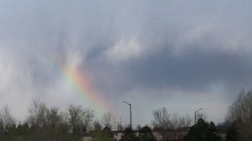 Rainbow over Loveland